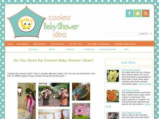 Creative Baby Shower Themes And Ideas