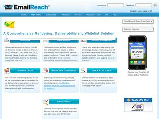 EmailReach: Email Deliverability Diagnostics to improve email delivery