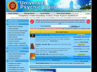 Universal Psychic Guild