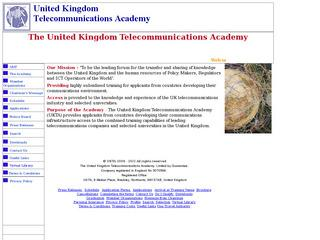 United Kingdom Telecommunications Academy