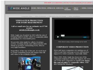 Corporate Films and Video